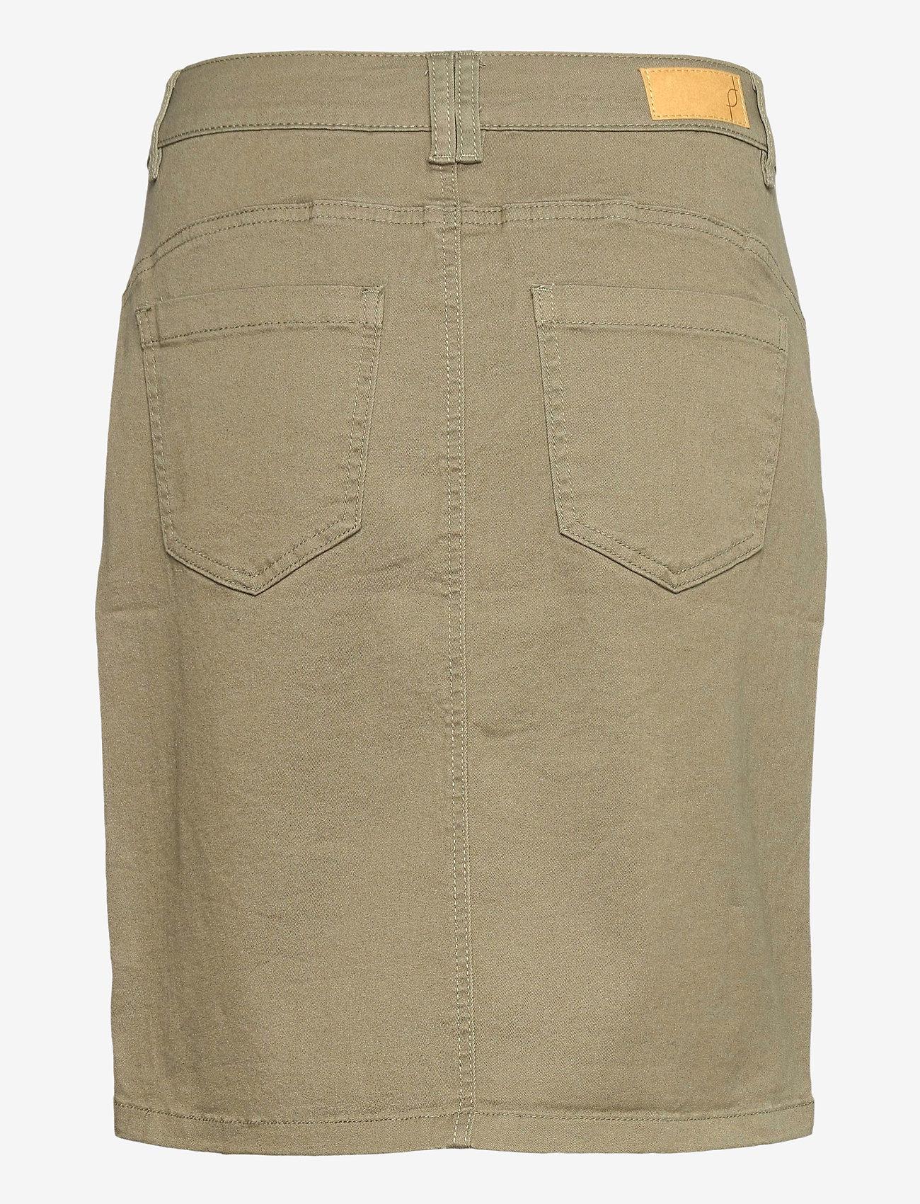 Fransa - FRLOMAX 3 Skirt - short skirts - hedge - 1