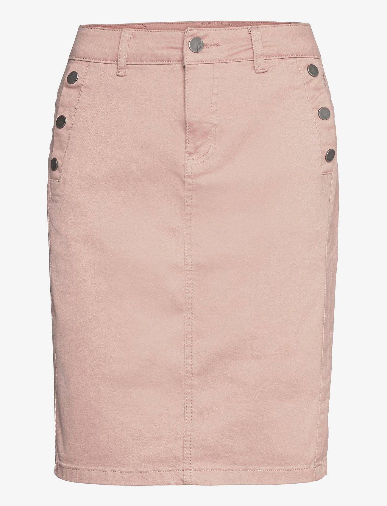 Fransa - FRLOMAX 3 Skirt - korte rokken - misty rose - 0