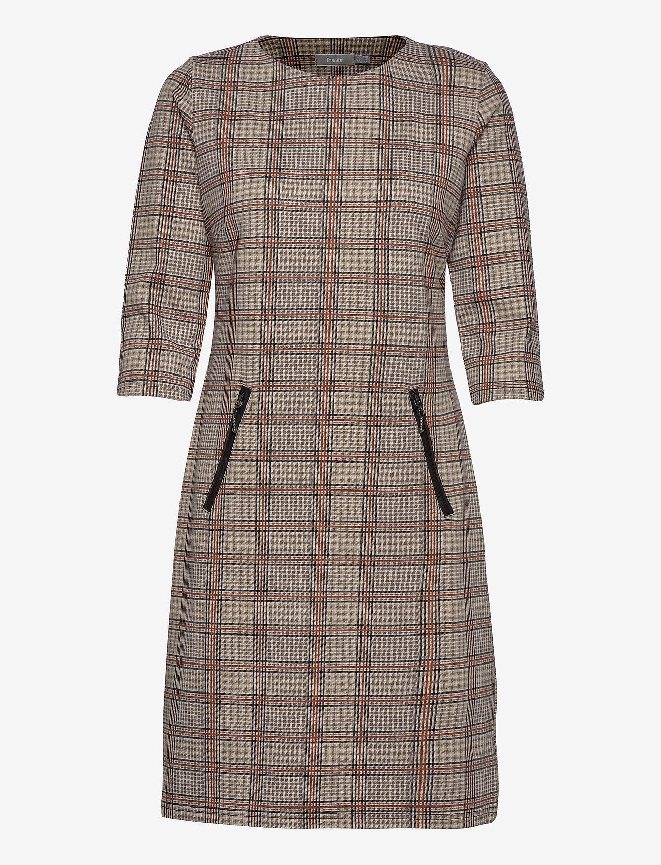 Frlecheck 3 Dress   - Fransa -  Women's Dresses Offer