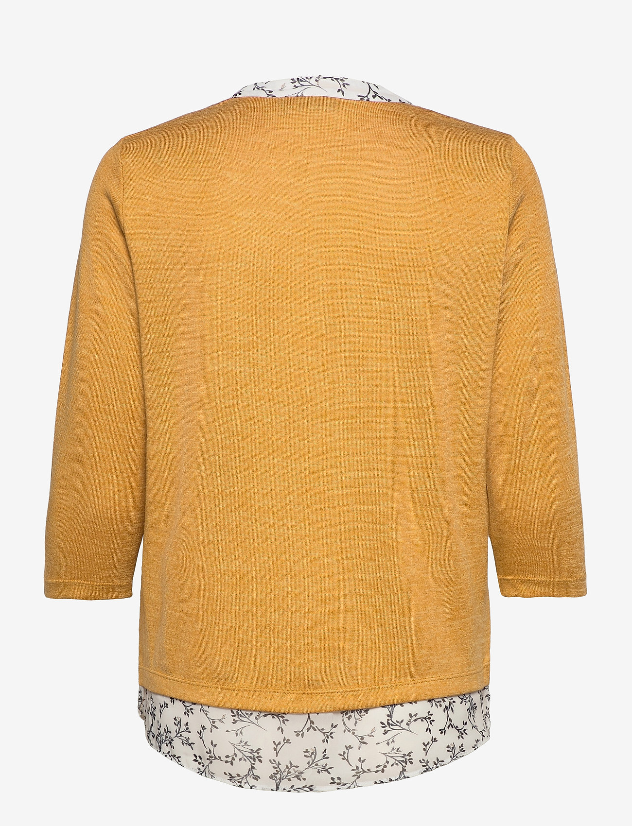 Fransa - FRLEREXAN 1 Blouse - jumpers - harvest gold melange - 1