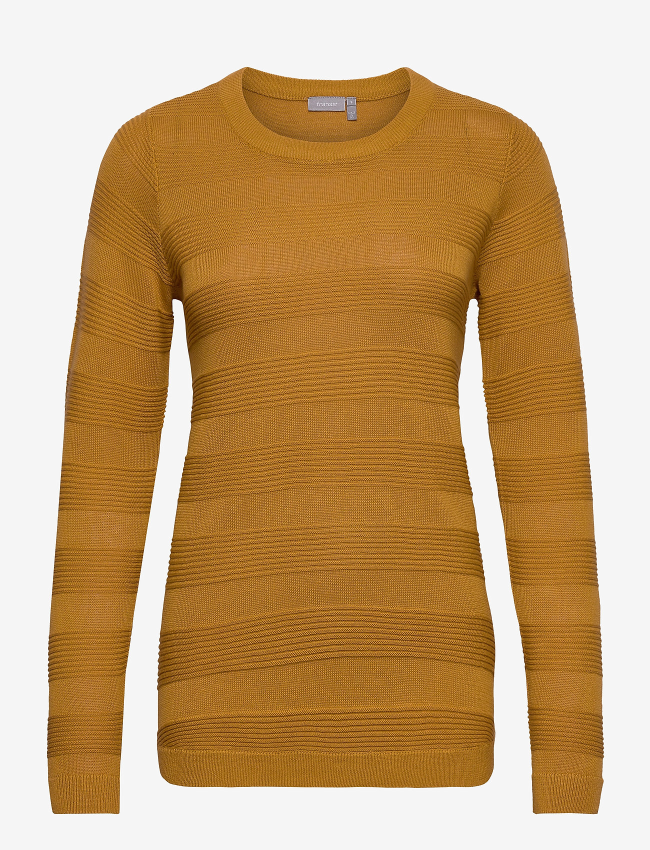 Fransa - FRLETAN 3 Pullover - jumpers - harvest gold - 0