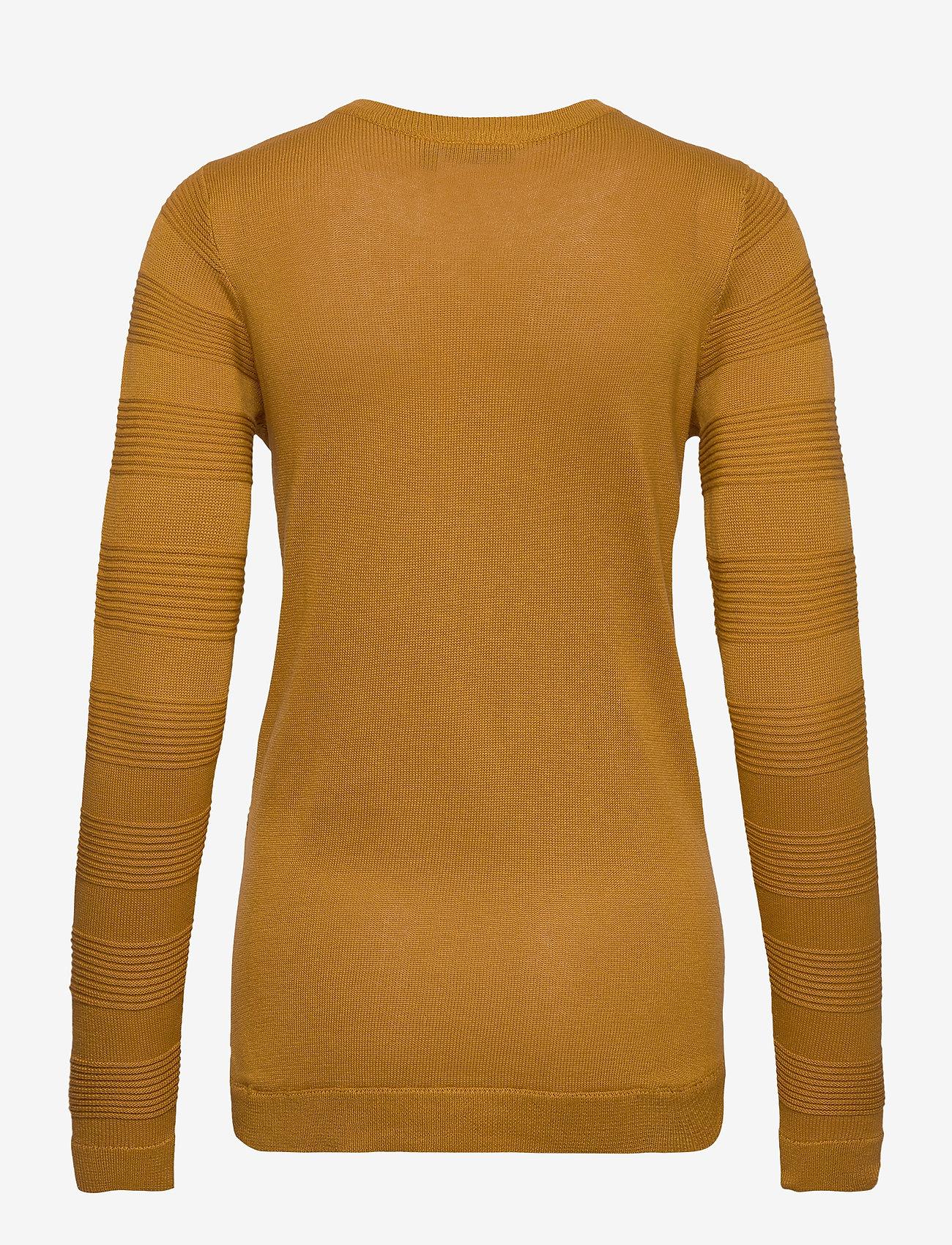 Fransa - FRLETAN 3 Pullover - jumpers - harvest gold - 1