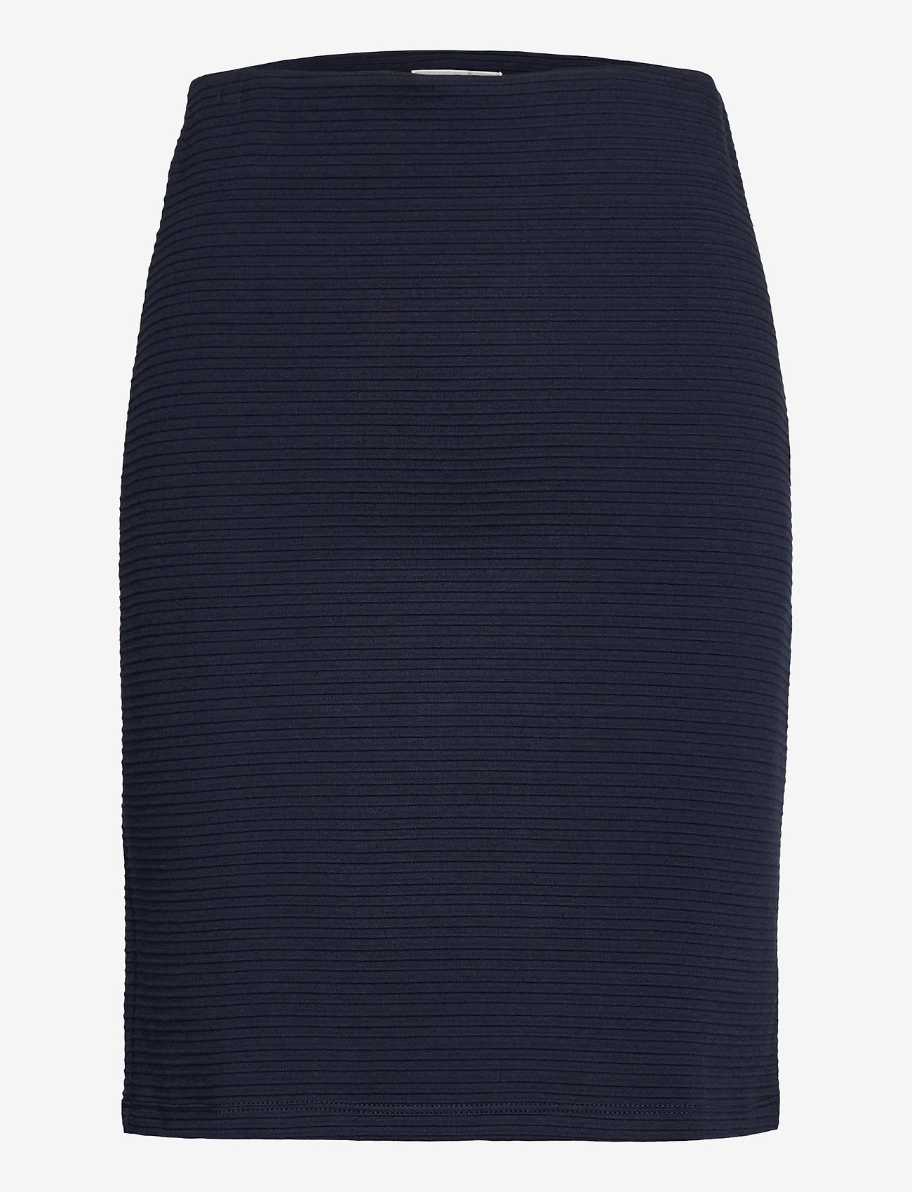 Fransa - FRZARILL 2 Skirt - midi - dark peacoat - 0