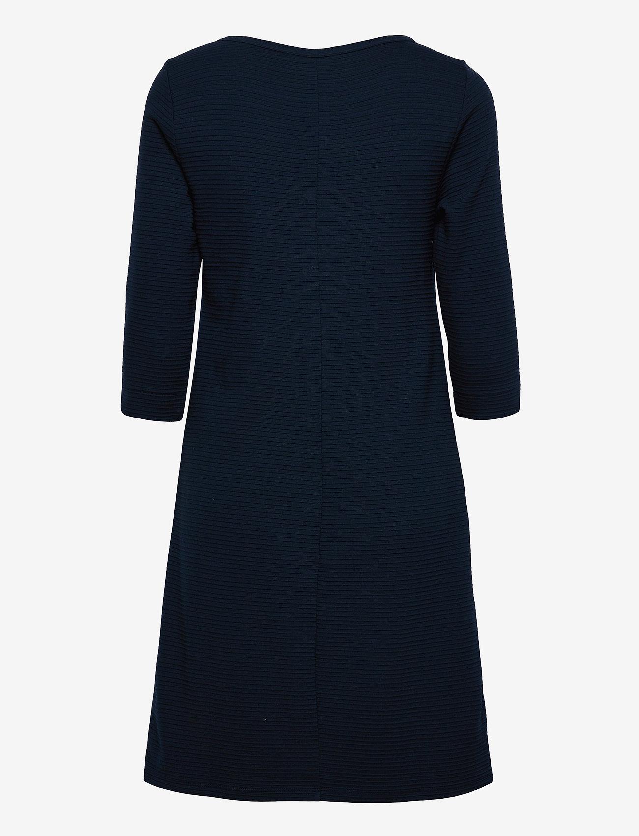 Fransa - FRZARILL 3 Dress - midi jurken - dark peacoat - 1
