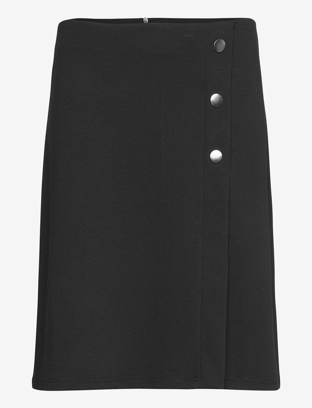 Fransa - FRMEMILANO 1 Skirt - short skirts - black - 0