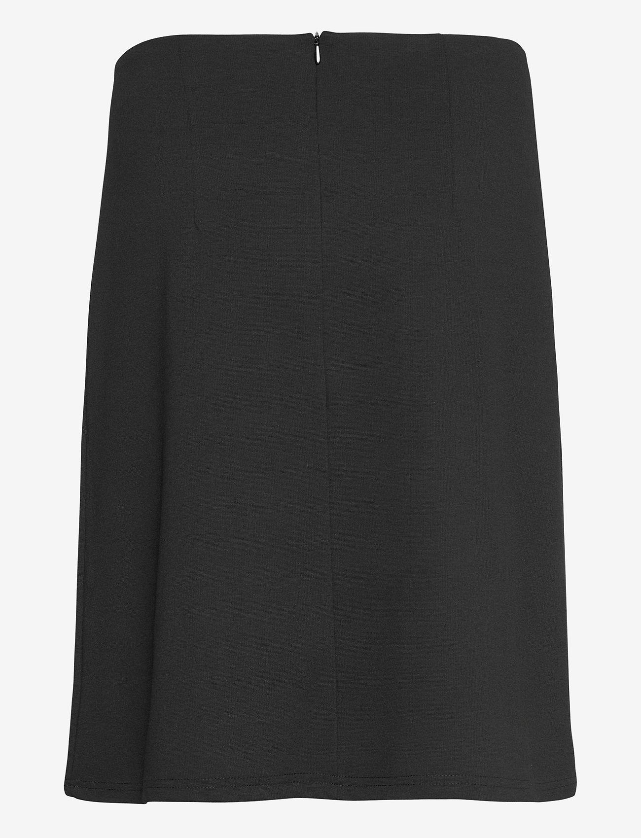 Fransa - FRMEMILANO 1 Skirt - short skirts - black - 1
