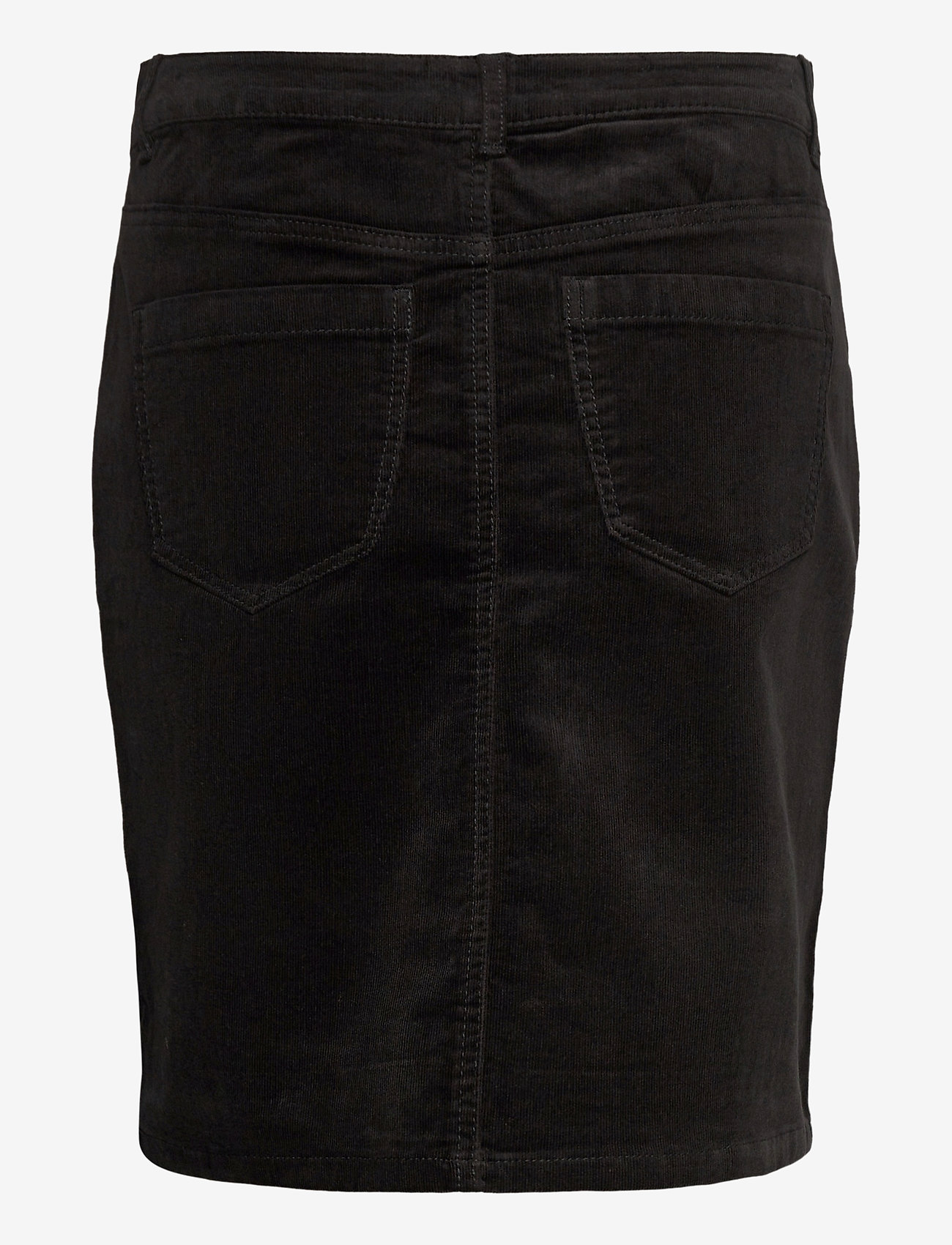 Fransa - FRMACORD 2 Skirt - kynähame - black - 1