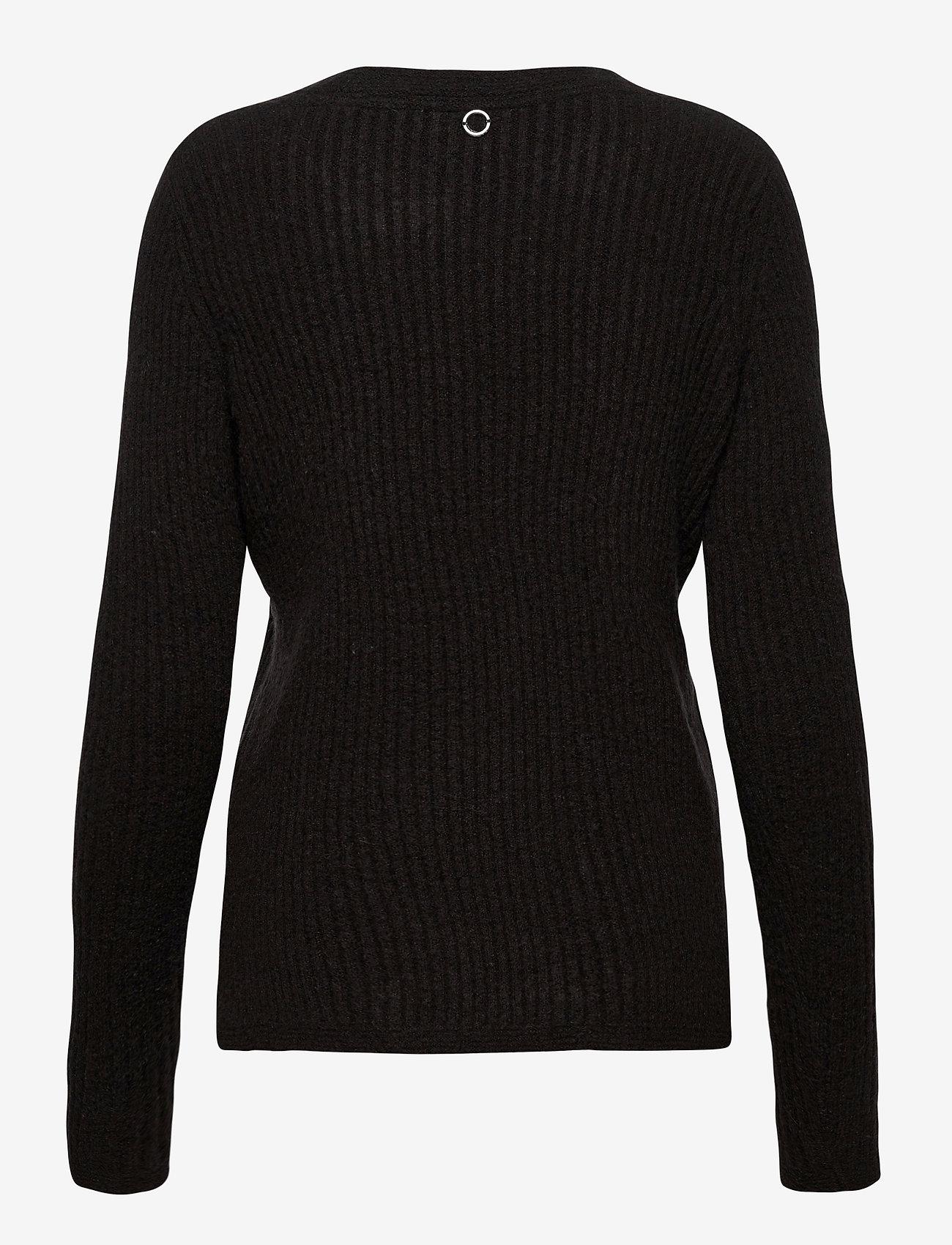 Fransa - FRMEBLOCK 1 Pullover - jumpers - black - 1