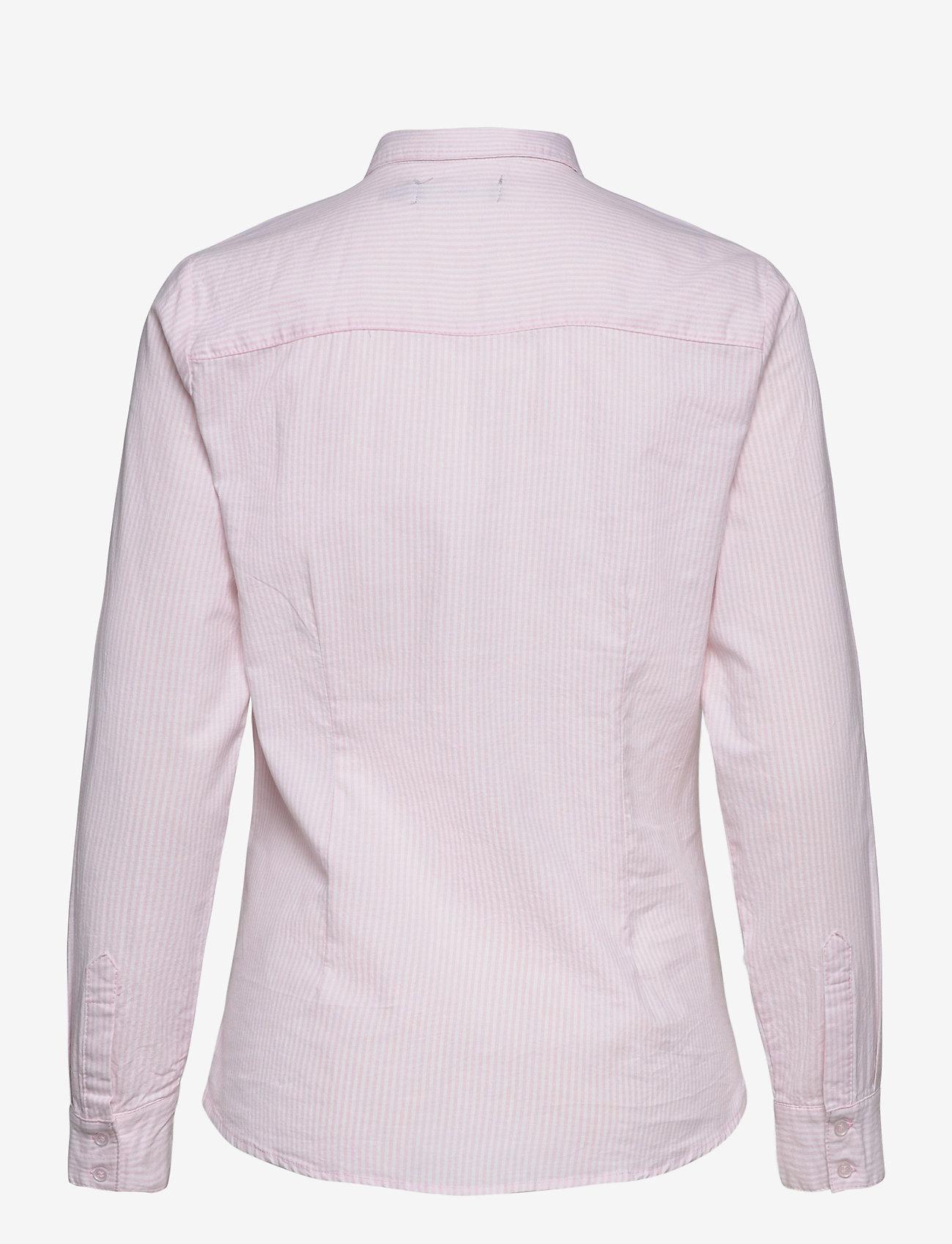 Fransa - FRZAOXFORD 1 Shirt - pitkähihaiset paidat - orchid pink mix - 1
