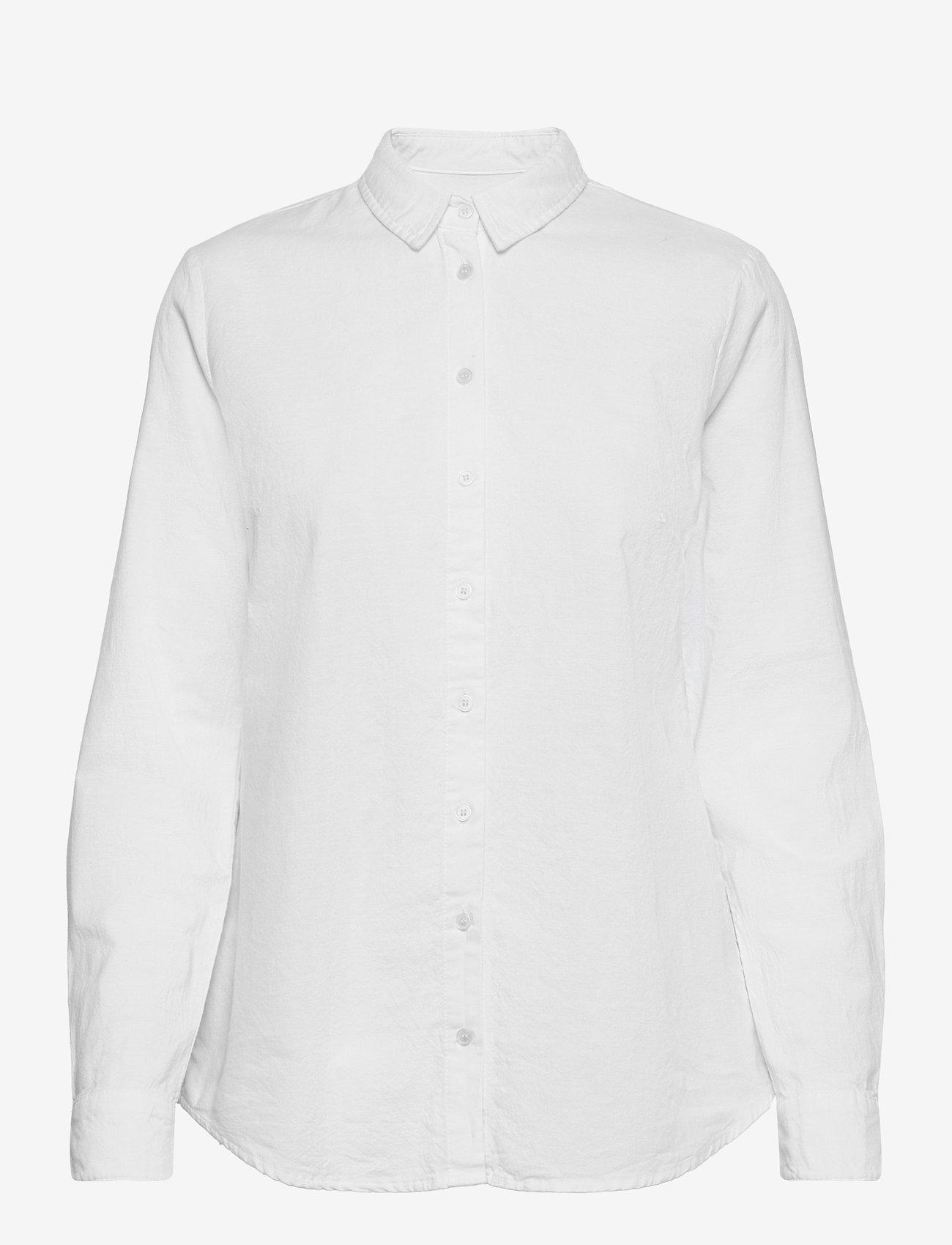 Fransa - FRZAOXFORD 1 Shirt - overhemden met lange mouwen - white - 0