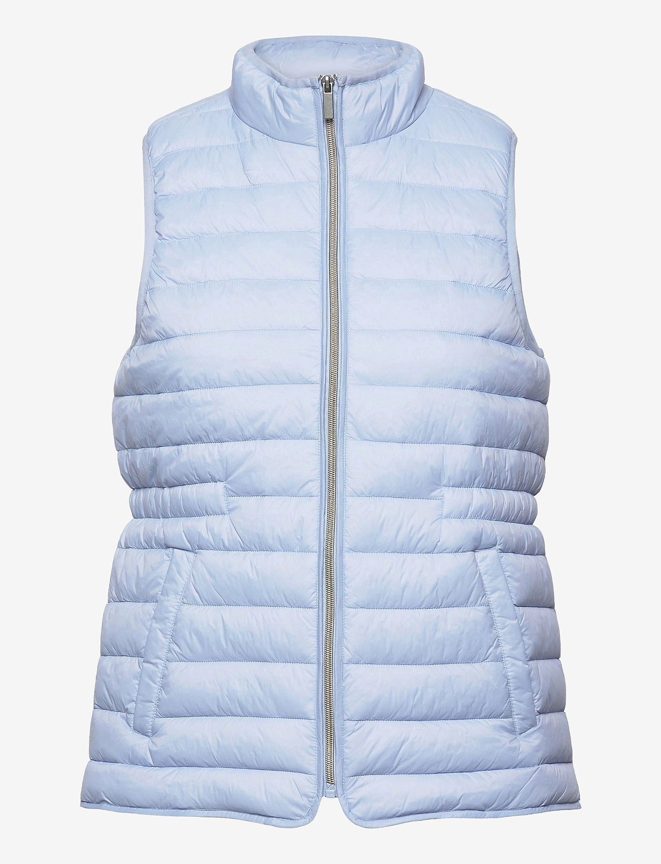 Fransa - FRPAPADDING 2 Outerwear - puffer vests - brunnera blue - 0