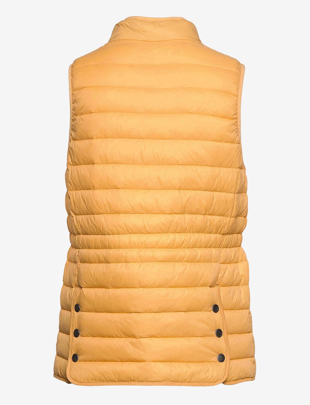 Fransa - FRPAPADDING 2 Outerwear - puffer vests - ochre - 1