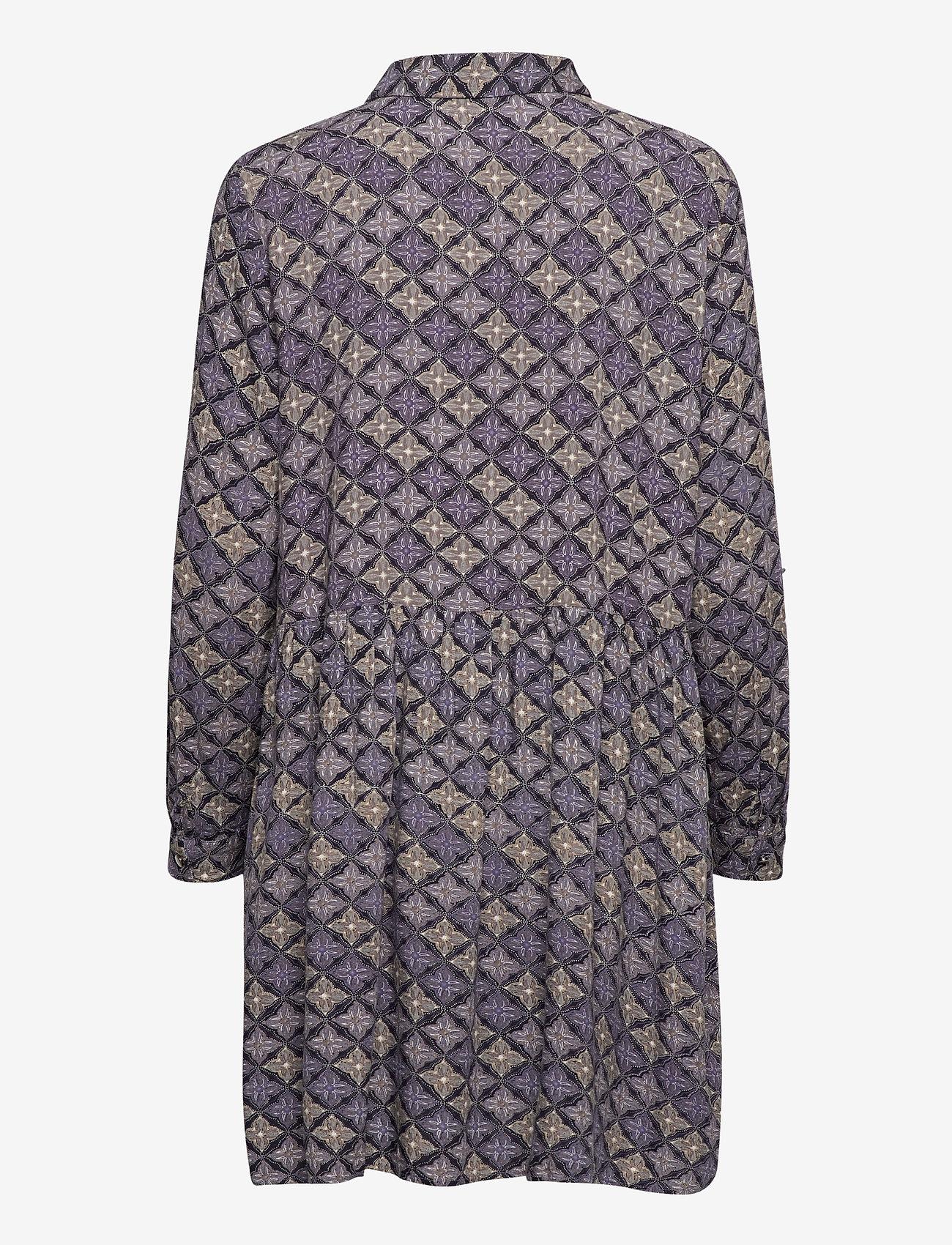Fransa - FRMAORI 2 Dress - alledaagse jurken - dark peacoat mix - 1