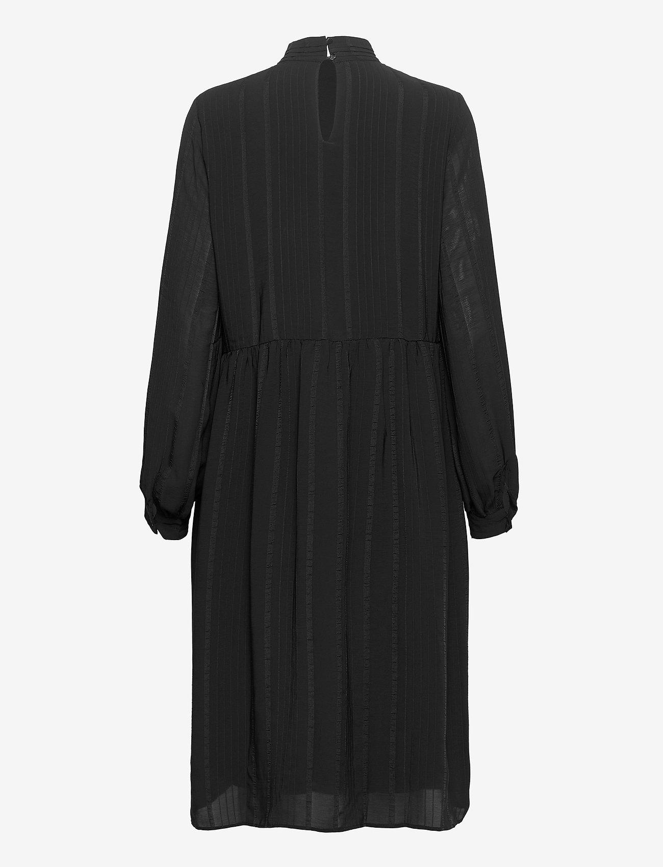 Fransa - FRMASTRI 1 Dress - midi jurken - black - 1