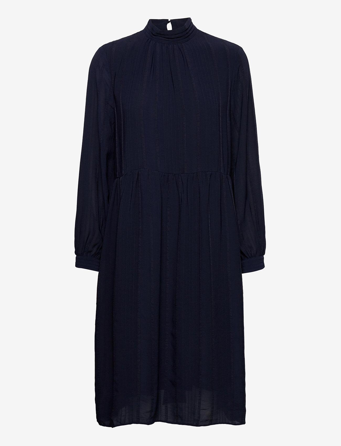 Fransa - FRMASTRI 1 Dress - midi jurken - navy blazer - 0