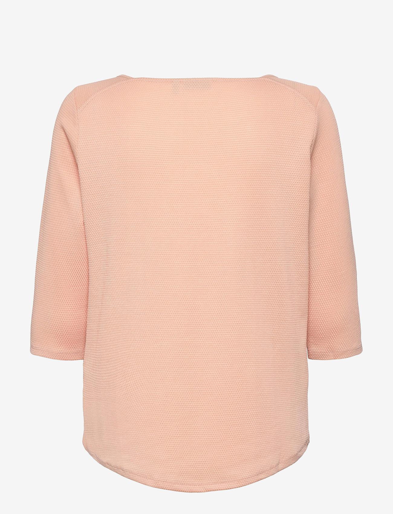 Fransa - FRPEJACQ 1 T-shirt - pitkähihaiset t-paidat - misty rose - 1