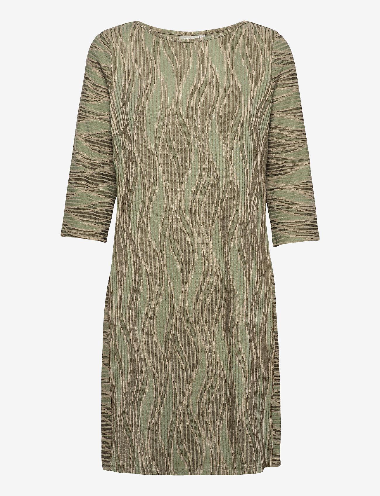 Fransa - FRPEMISO 2 Dress - alledaagse jurken - hedge mix - 0