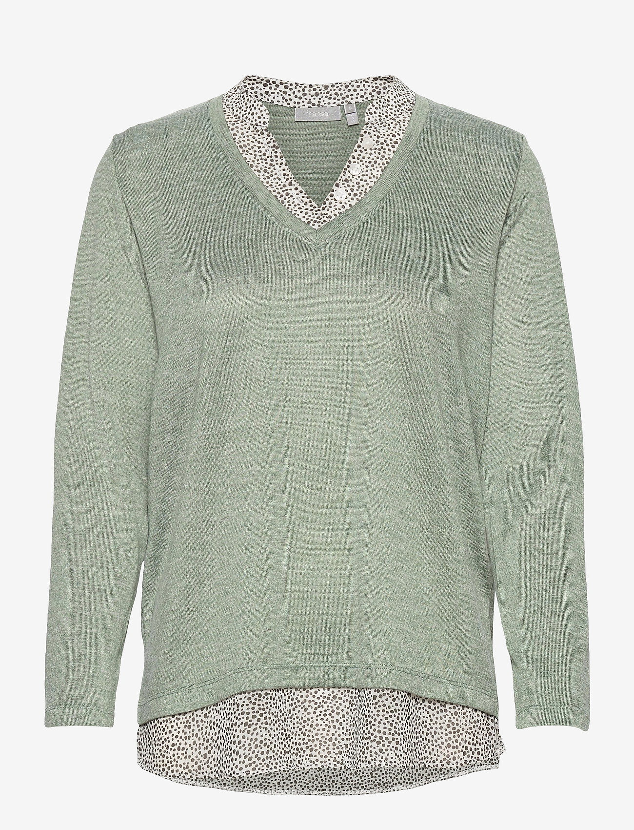 Fransa - FRPEREXAN 1 Pullover - jumpers - antique - 0