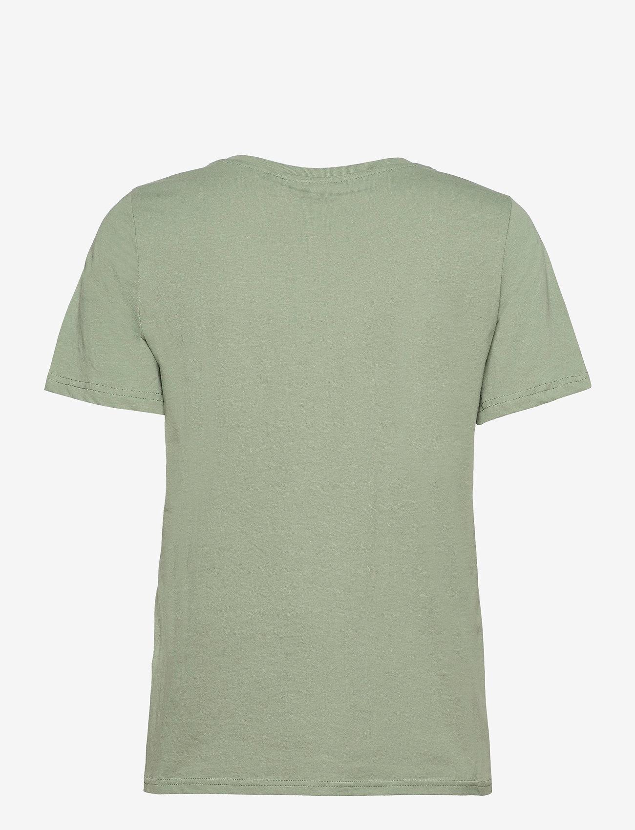 Fransa - FRPETEE 1 T-shirt - t-shirts - lily pad - 1