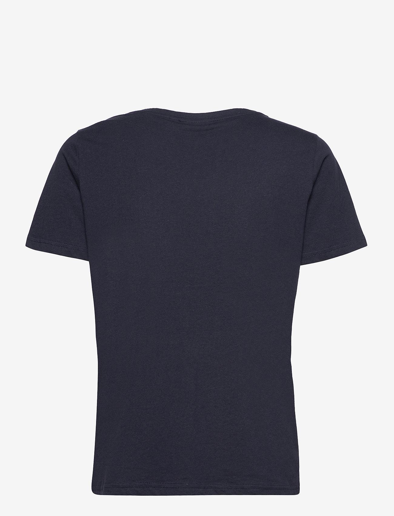 Fransa - FRPETEE 1 T-shirt - t-shirts - navy blazer - 1
