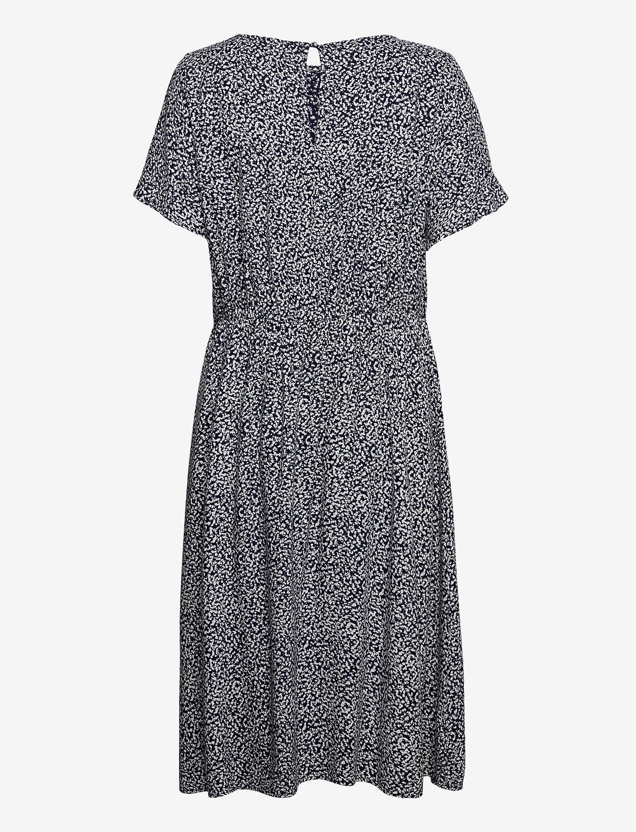 Fransa - FRVARILLI 1 Dress - zomerjurken - navy blazer mix - 1