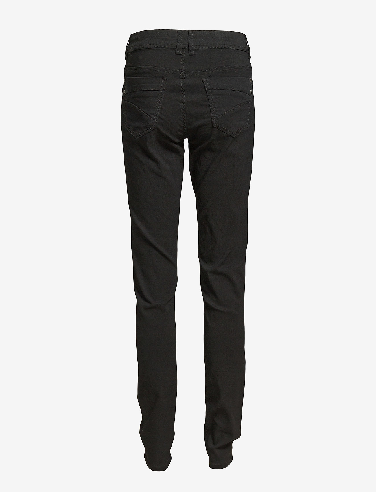 Fransa - Zalin 1 Pant - pillihousut - black - 1