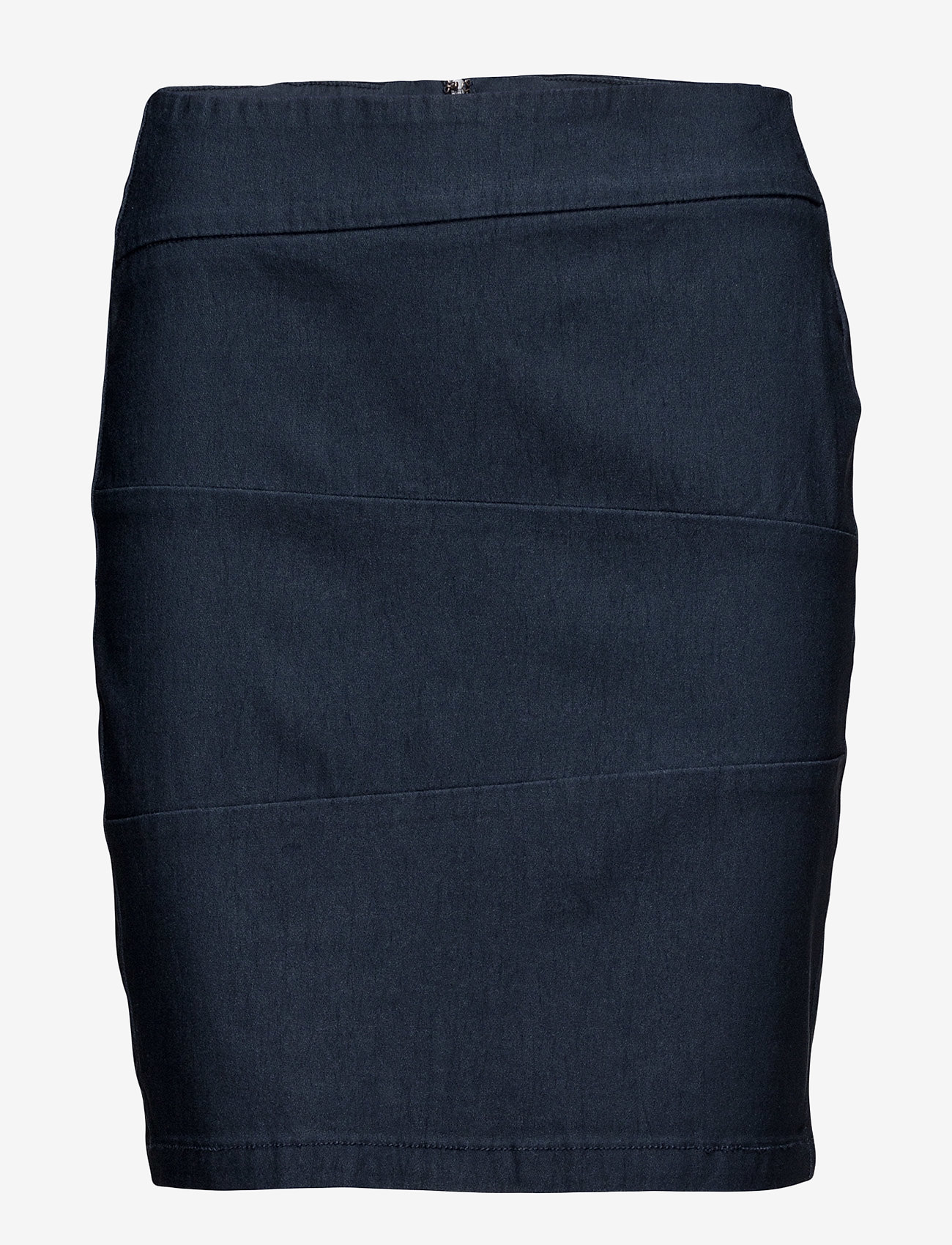 Fransa - Zalin 3 Skirt - short skirts - dark peacoat - 0