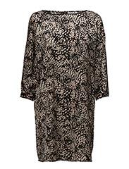 Dadope 1 Dress - JET SET MIX