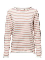 Fistripes 1 Pullover - ROSE CLOUD MIX