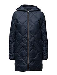Fadown 3 Jacket Solid - BLACK IRIS