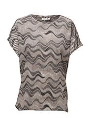 Figo 2 T-shirt - ROSE CLOUD MIX