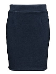 Finous 2 Skirt - BLACK IRIS