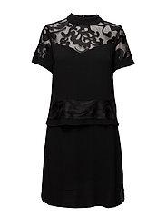 Isdouble 1L Dress - BLACK