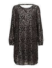 Lalurex 3 Dress - BLACK MIX