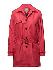 Matrench 2 Trenchcoat - TEABERRY