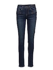 Molo 1 Jeans - INDIGO BLUE DENIM
