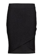Mistructure 2 Skirt - BLACK