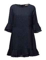 Nacomma 3 Dress - BLACK IRIS MIX