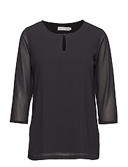 Zawov 1 Blouse - BLACK