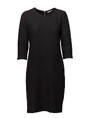 Mijaqi 2 Dress - BLACK
