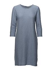 Mijaqi 2 Dress - BRUNNERA BLUE