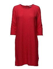 Mijaqi 2 Dress - TEABERRY