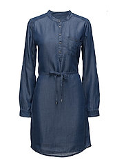 Otchambre 1 Dress - BASIC BLUE DENIM