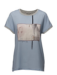Miwind 1 T-shirt - BRUNNERA BLUE