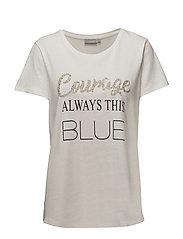Miglit 1 T-shirt - ANTIQUE