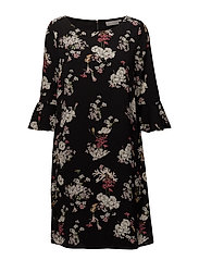Magarden 3 Dress - BLACK MIX