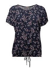 Omnice 1 T-shirt - BLACK IRIS MIX