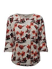 Nisoflower 1 T-shirt - SPECIAL COLOUR MIX 2