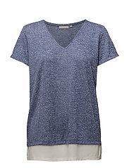 Nirex 1 T-shirt - MARLIN MELANGE