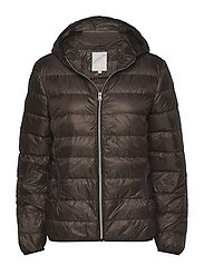 Padown 1 Outerwear - CHOCOLATE TORTE